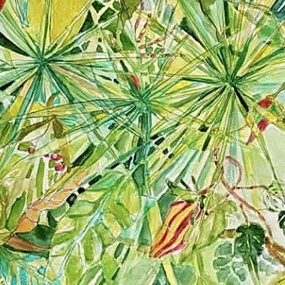 kerstin mempel Botanik